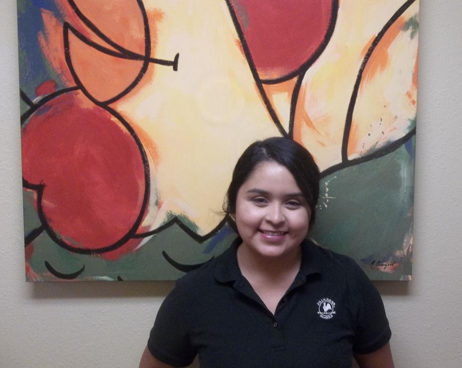 Mrs. Hernandez, Toddler 1 Teacher Assistant