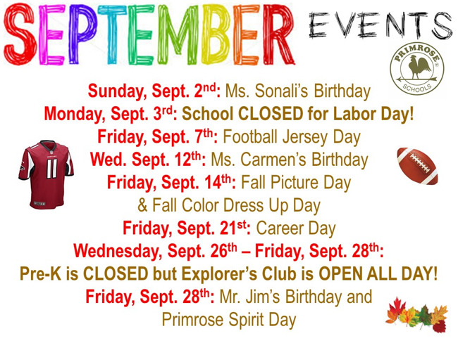 Sept Events