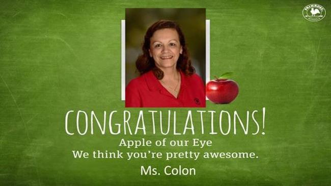 Ms Colon
