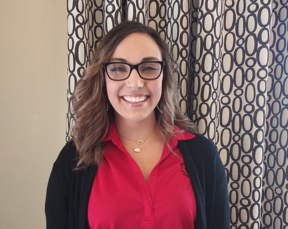 Katie Patterson , Office Administrator