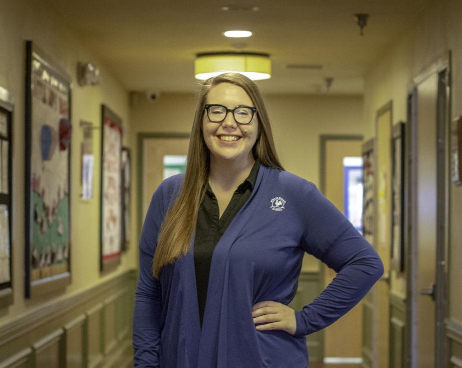 Charissa Porter , Degreed Infant Teacher / Office Admin
