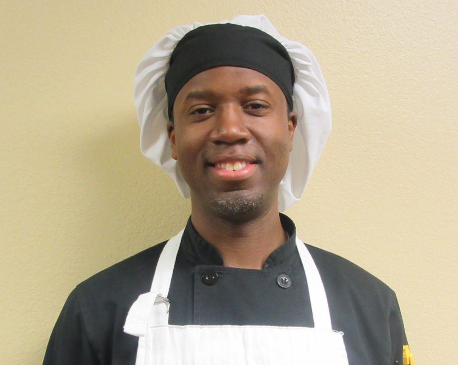 Andrell Ruffin, Chef/Nutrition Manager