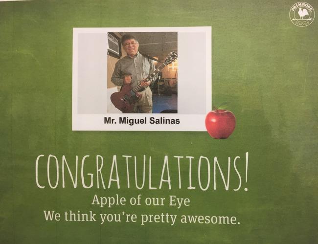 Mr. Salinas