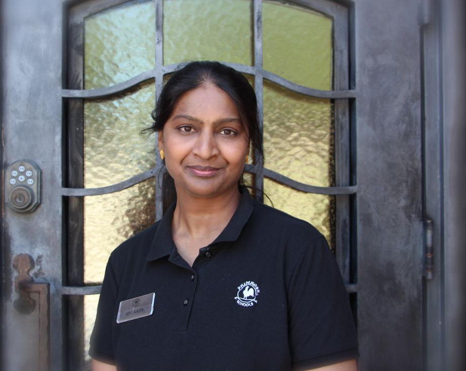 Kanakadurga Kaza , Lead Teacher, Older Infants