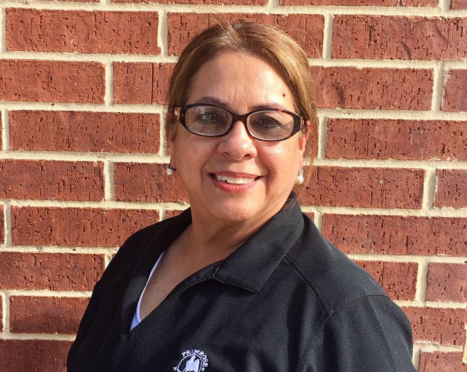 Mrs. Perrett, Young Infant Assistant Teacher
