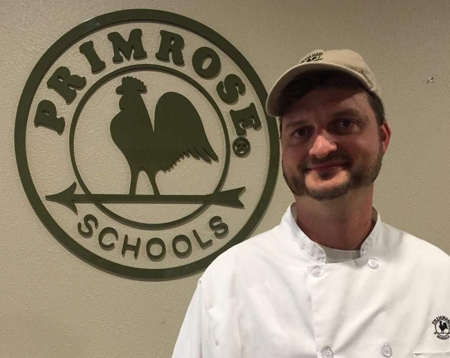 Mr. Dave Hanson, School Chef