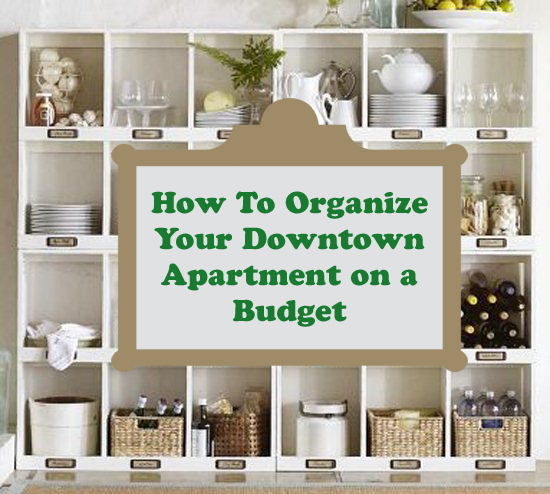 Apartment Organization On A Budget Madison Campus Downtown