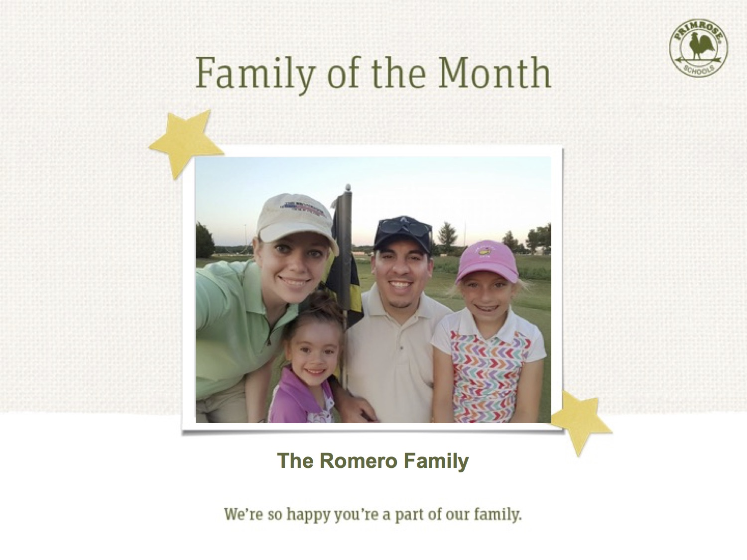 Family of the Month October>                                         </figure>                                                                                                                           <h4 class=