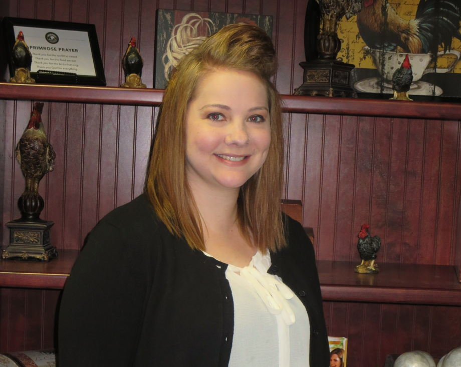 Ms. Samantha, Administrative Support Staff