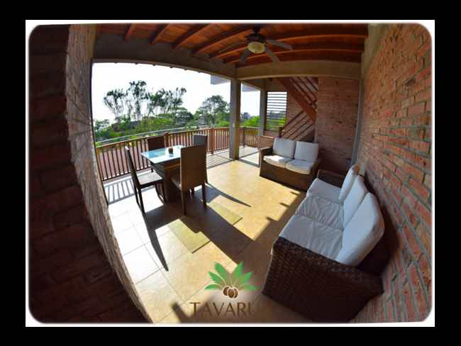 TAVARUA Hotel - Bueno, Bonito y muy barato!-Montañita