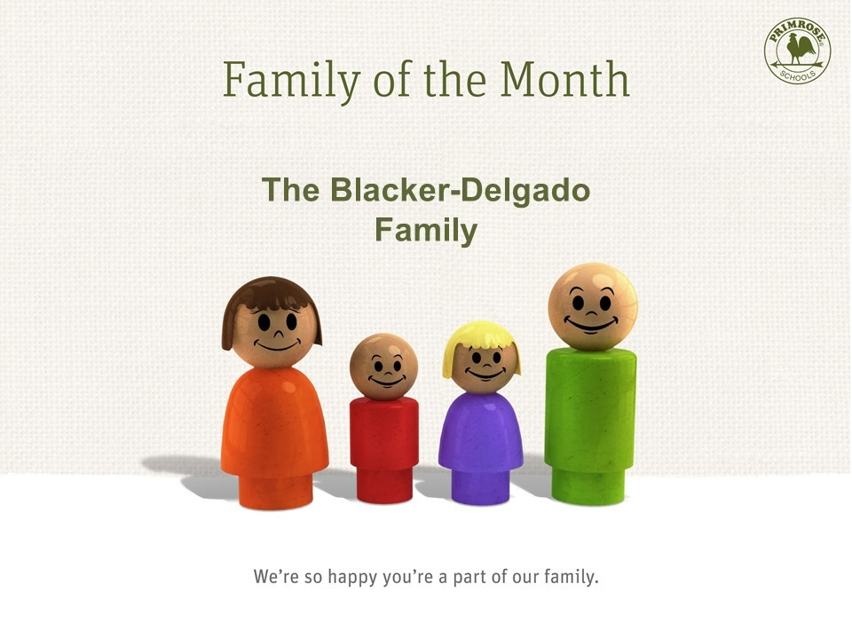 family of the month january preschool primrose school of plano at preston meadow