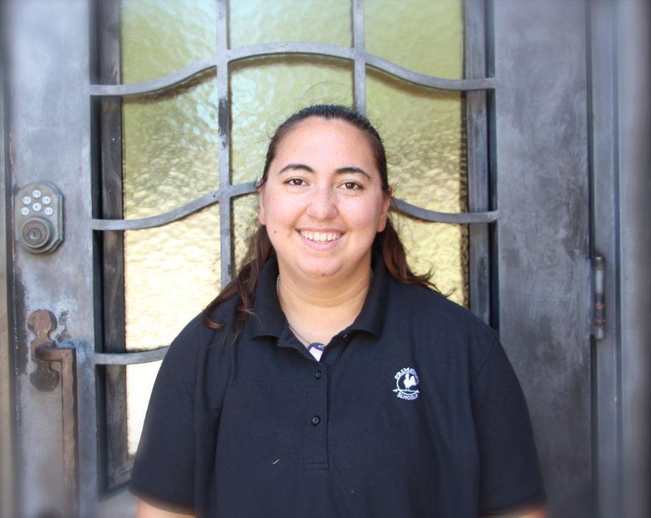 Sara Mohrman , Assistant Teacher, Preschool Pathways