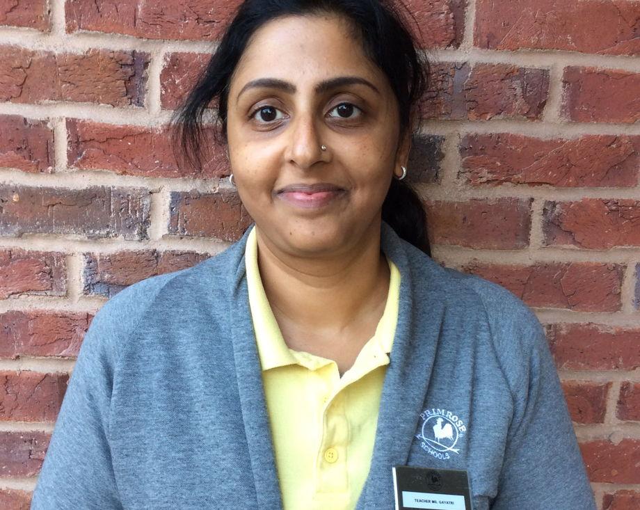 Mrs. Gayathri Balakkrishnon , Prekindergarten Teacher