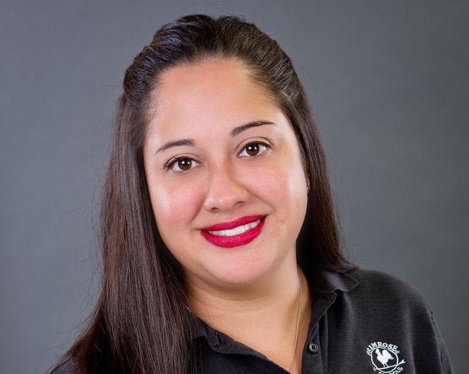 Danielle Verzal, Primrose Experience Coordinator