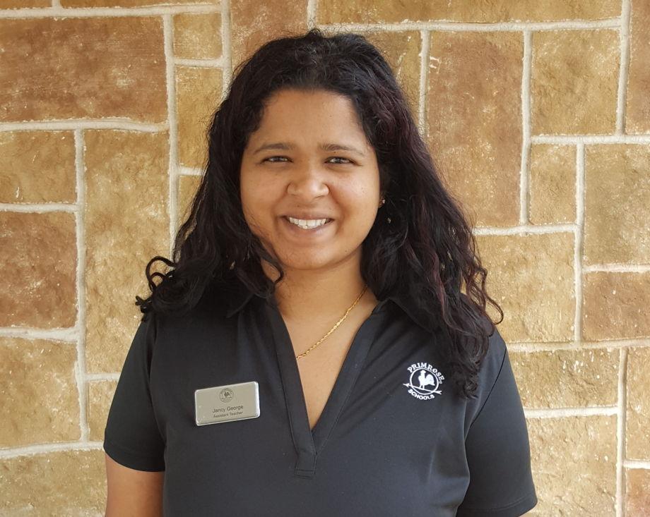 Jancy George , Infant Assistant Teacher
