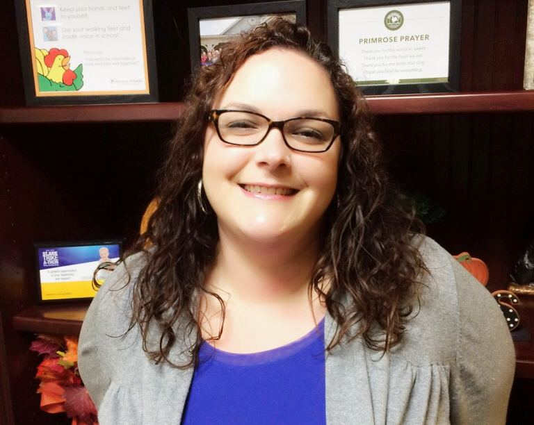Mrs. Brown, Curriculum Coordinator
