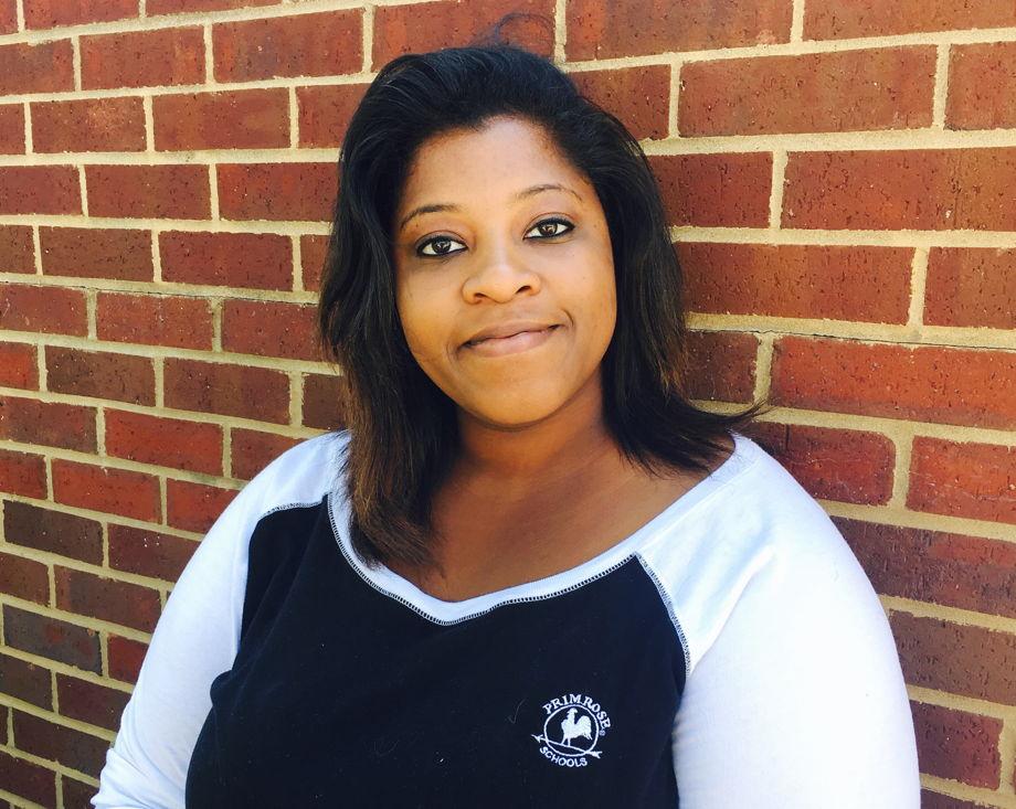 Ms. Allisha Goines , Pre-Kindergarten 2 Co-Lead Teacher
