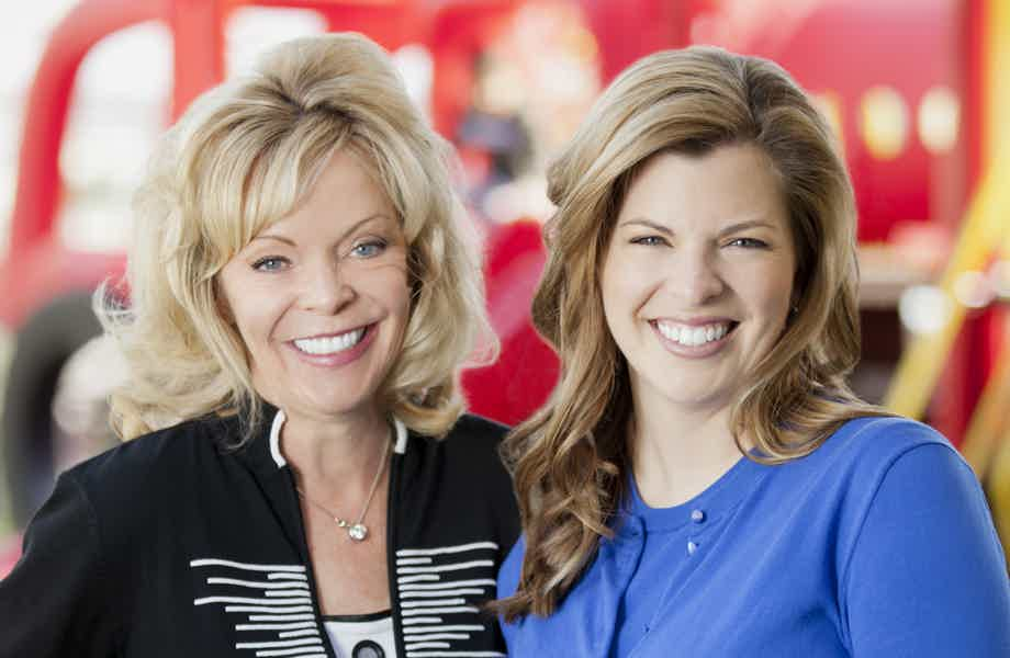 Franchise Owners of Primrose School Jane Kadlec & Rachel Kadlec
