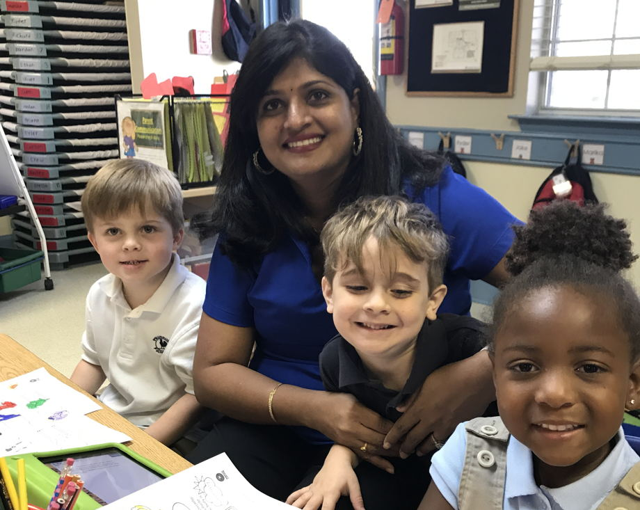 Ms. Anu Kantheti , Lead Pre-Kindergarten Teacher