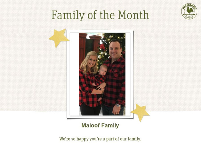 Maloof Family