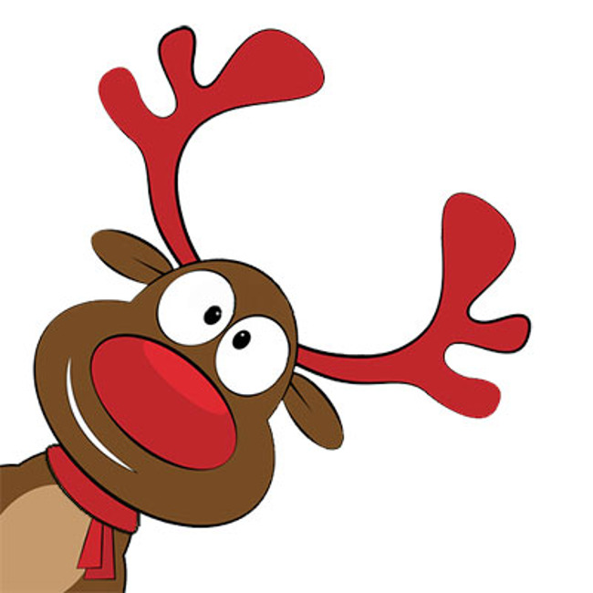 Rudolph wants to remind you Primrose will be Closing Early on Friday December 22nd at 3:00pm