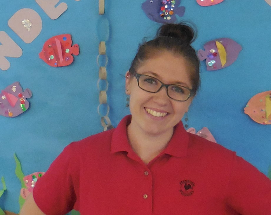 Ms. Chelsea, Teacher