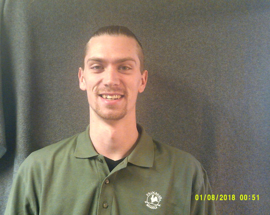 Lewis Brown , Kindergarten Assistant Teacher