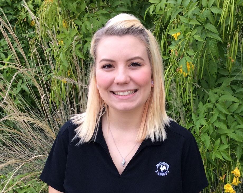 Abigail Parnell, Wonder Program Support Staff