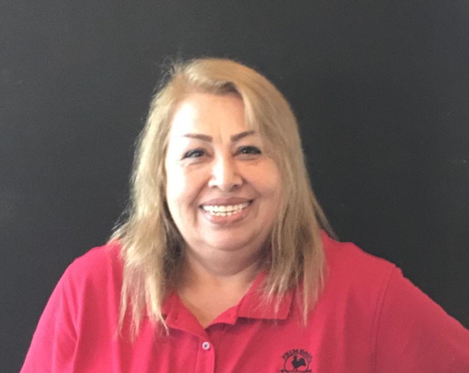 Ms. Aida Bidar , Preschool Pathways Assistant Teacher