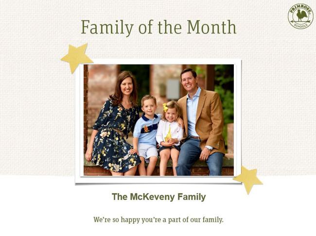 McKeveny Family