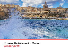 Private Residences Malta - Winter Edition 2016