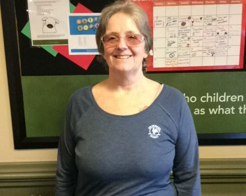 Ms. Janelle , Lead Young Infant Teacher