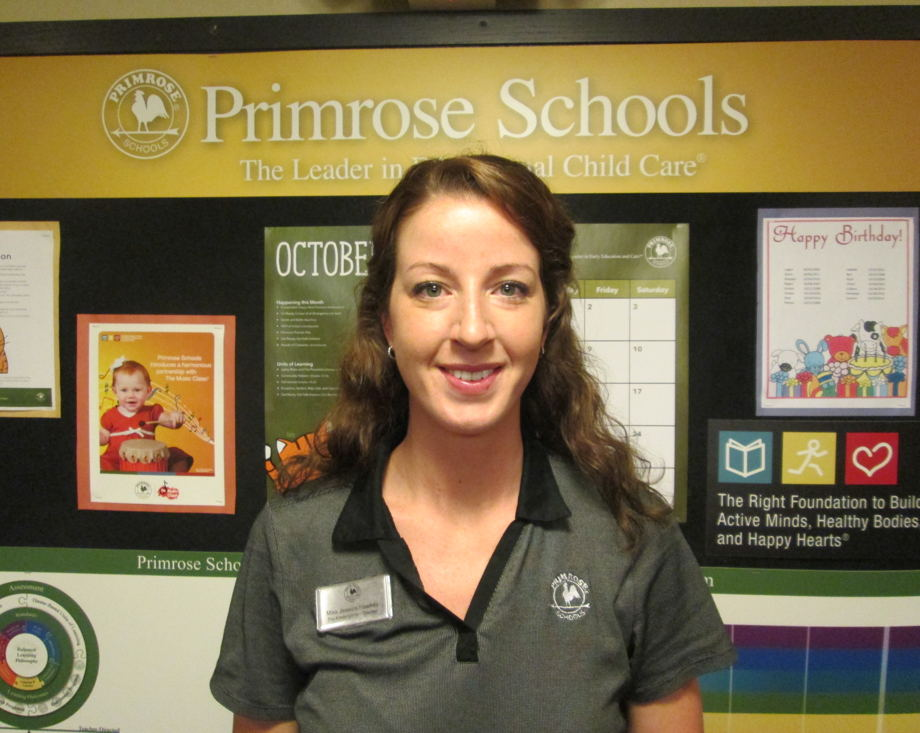 Mrs. Jessica Gullett, Substitute Teacher