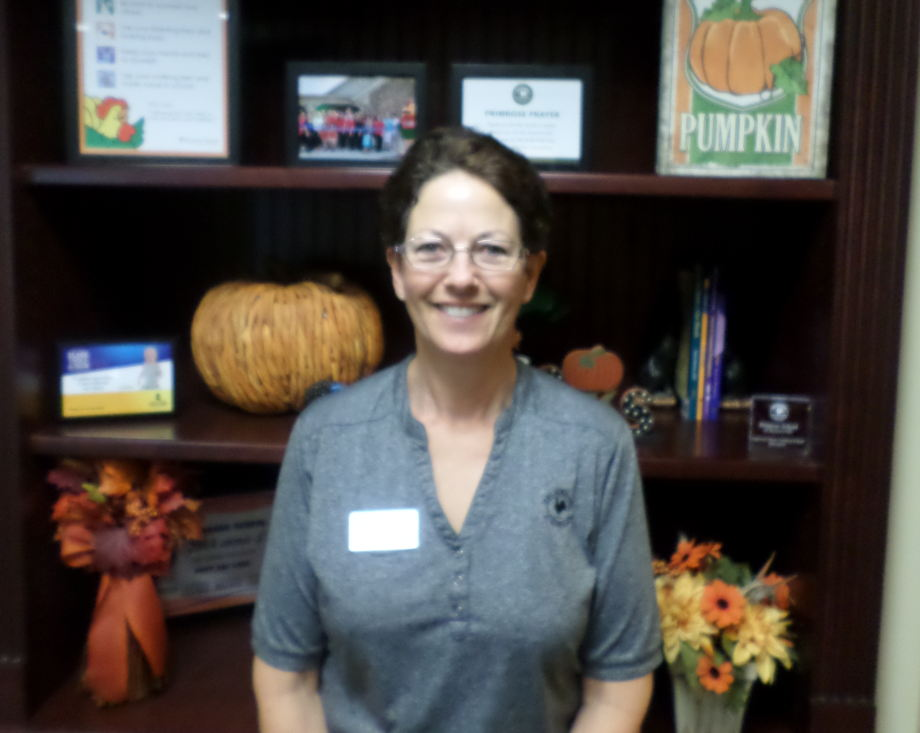 Mrs. Anne Dulin , School Chef