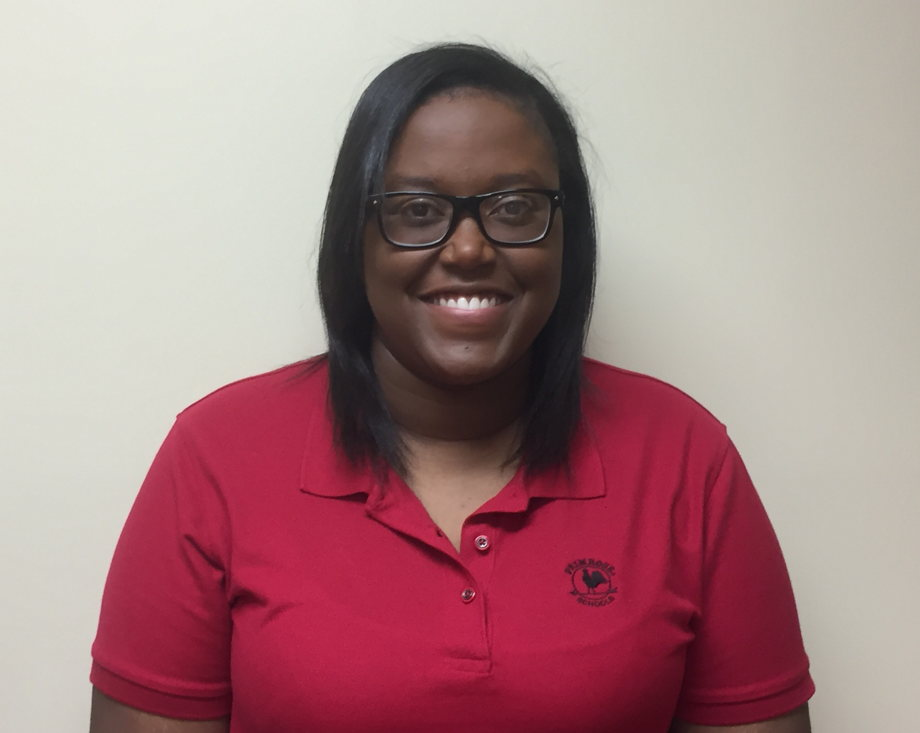 Ms. Ebony Rogers, Assistant Director - Administration