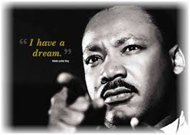 Monday January 21st is Dr. Martin Luther King Day-Public School is Out