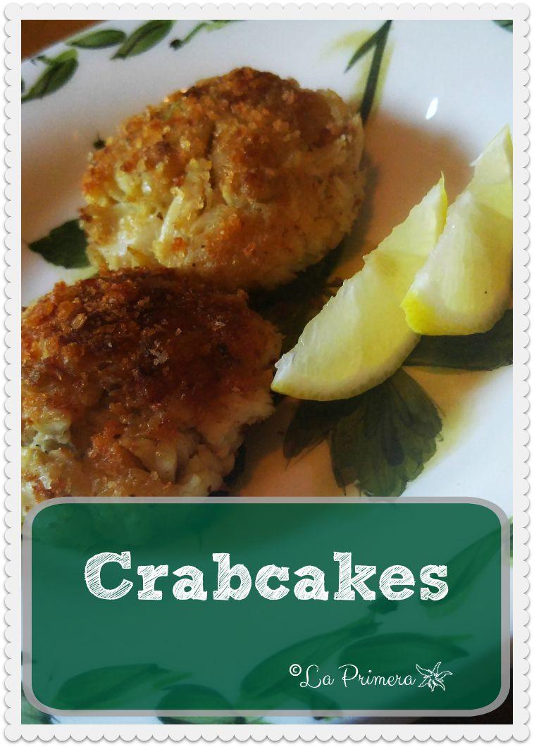 Crab Cakes by La Primera