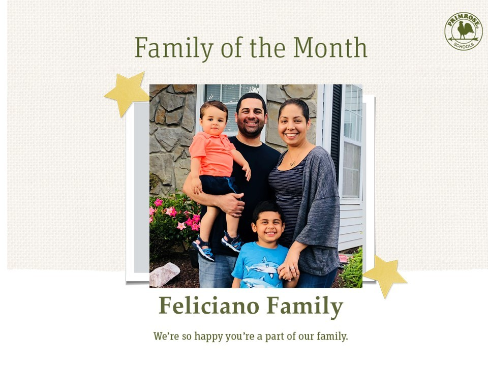 September Family of the Month