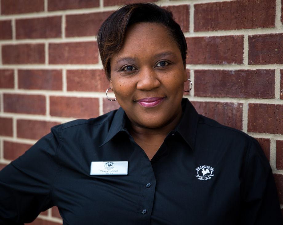 Ms. Jones , School Director