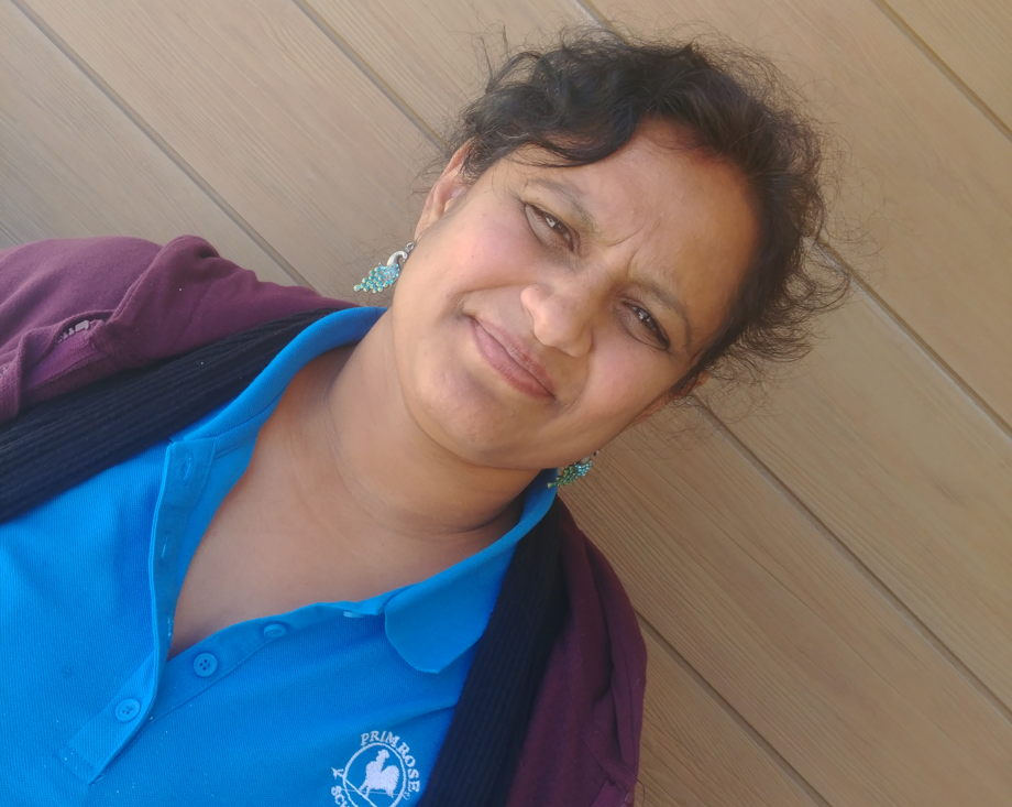 Ms. Subramoni , Toddler Teacher