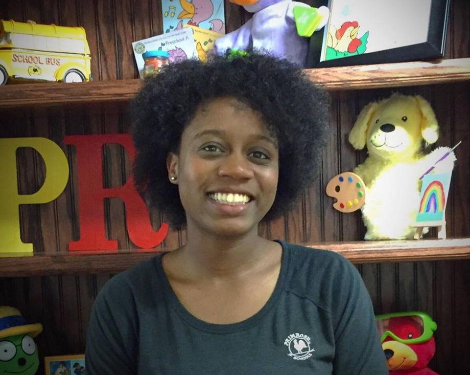 Breauna Robinson , Preschool Pathways Lead Teacher