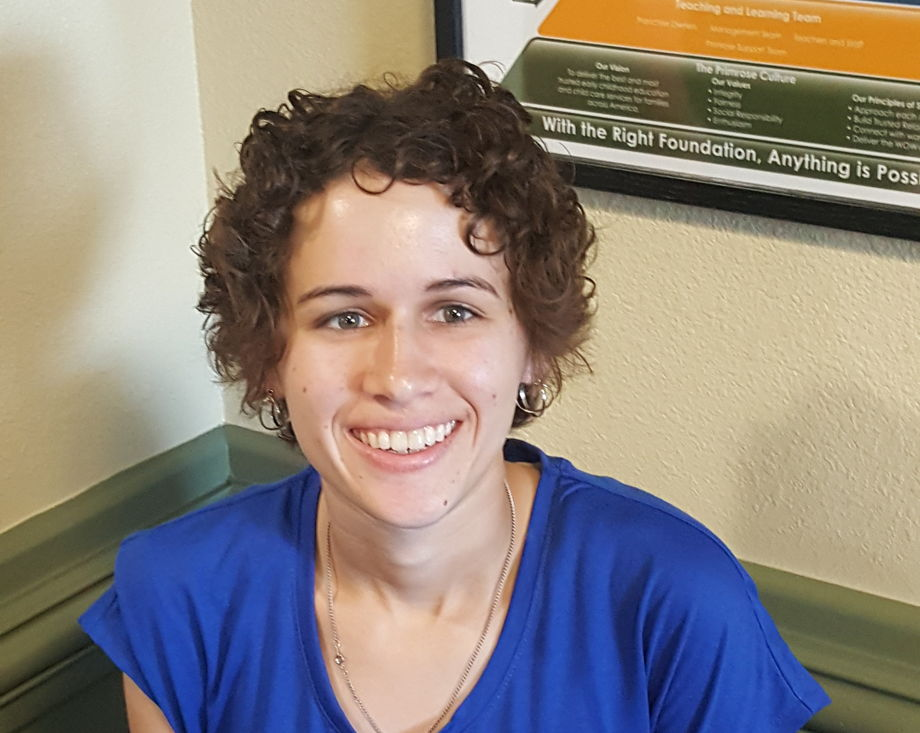 Michelle Martin, Pre-Kindergarten Teacher