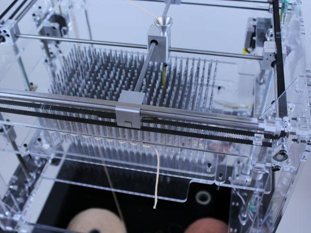 3D Weaver