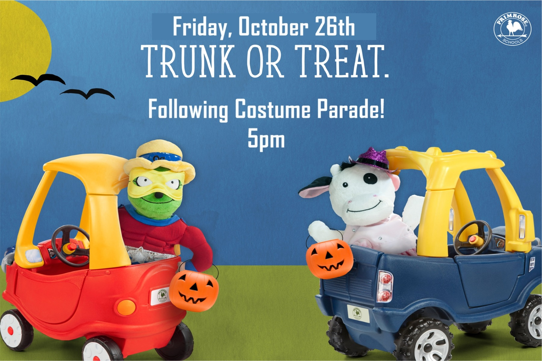 Parade of Costumes/Trunk-or-Treating