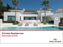 Private Residences Marbella 2016 Online Catalogue