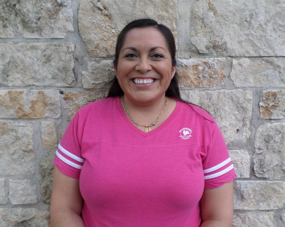 Ruby Avila, Kindergarten Teacher