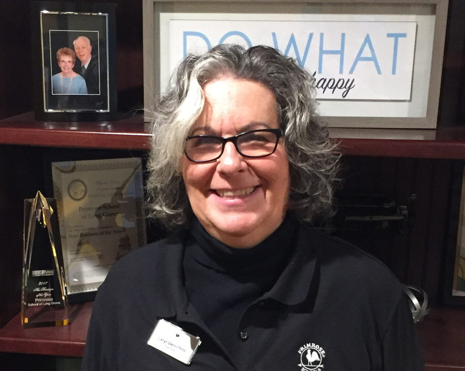 Caryl Derenfeld , Wonder Program Teacher
