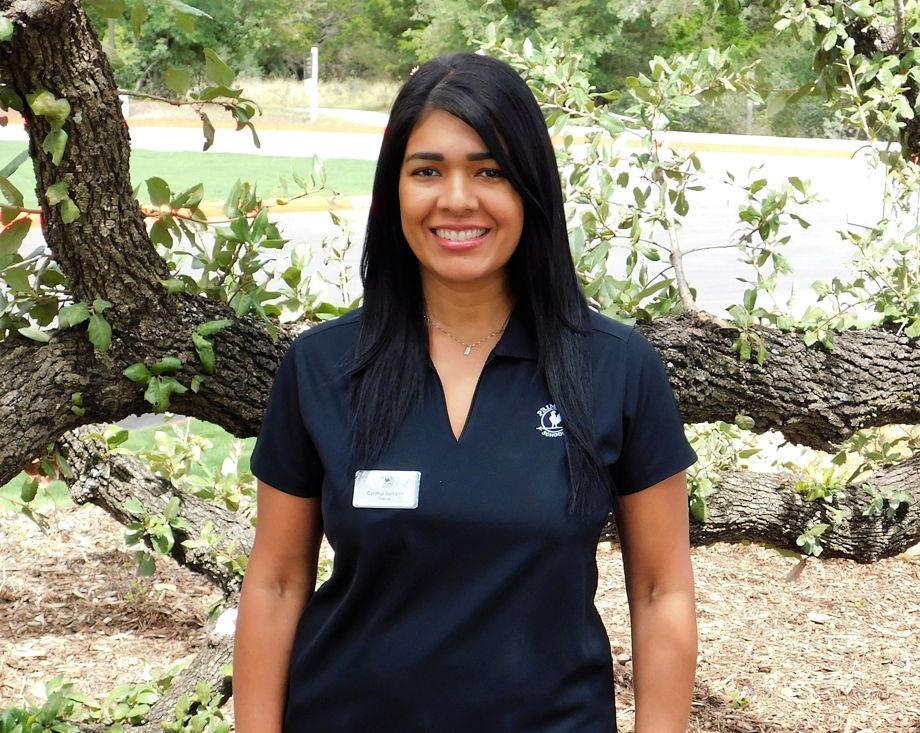 Cynthia Serrano, Teacher