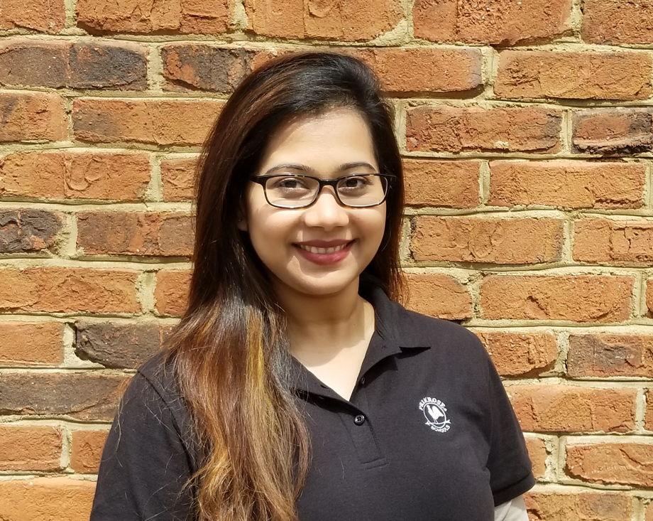Ms. Adeeba , Preschool 1 Assistant Teacher