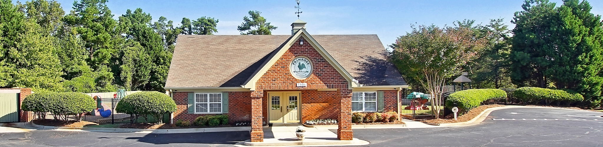 Exterior of a Primrose School of Johns Creek